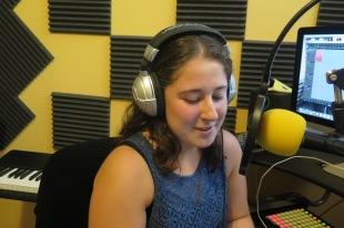 Siobhan Brennan, Sound Engineer.